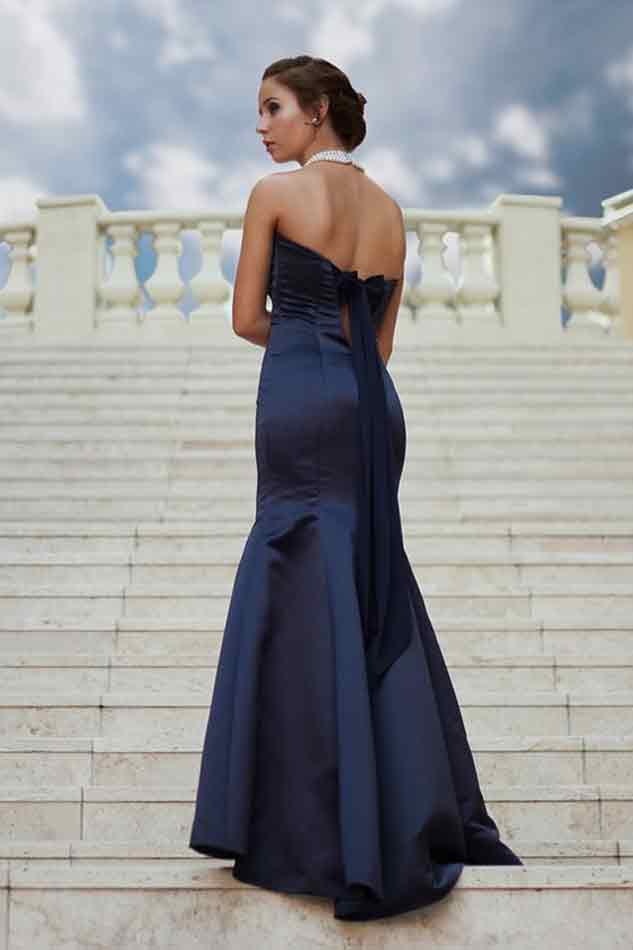 Vestido De Gala Vestido Largo Cuándo Vestirlo