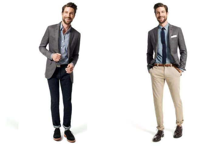 8 Sugerencias Para Vestir Bien Una Chaqueta