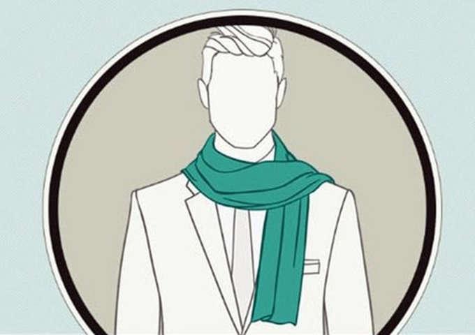 Formas De Lucir Un Pañuelo De Hombre O Una Bufanda De