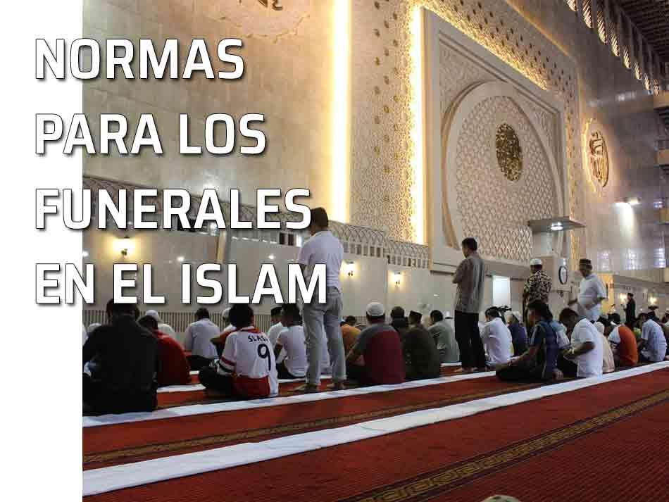 Normas Para Los Funerales En El Islam Ritos Y Ceremonial