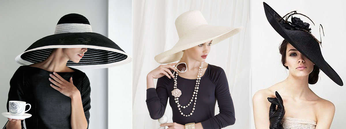 El sombrero de mujer y sus reglas