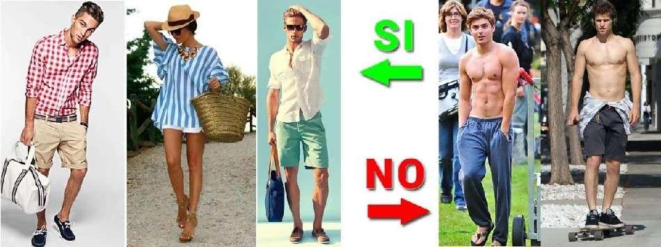 Sin Camiseta El Calor Y El Vestuario Apropiado